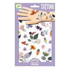 Tetování Motivy Květiny