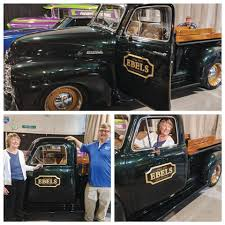 Ebels surprised on TV show with 1953 Chevy | The Marion Press