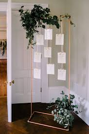 Wedding Seating Chart Display Ideas 18 Unique Table Plan Ideas For Your Big Day Including Diys