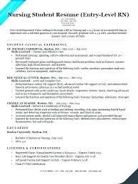 Nursing Resume Examples – Xpopblog.com