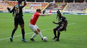 Yeni Malatyaspor Gaziantep FK maç sonucu