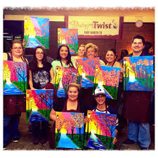 painting with a twist united specialty advertising fort worth tx