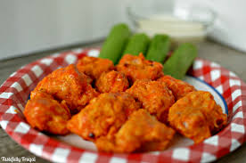spicy boneless chicken wings. Unique Spicy Copy Cat Chiliu0027s Boneless Buffalo Wings Wwwtastefullyfrugalorg To Spicy Chicken