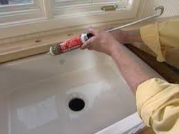 How To Install A ButcherBlock Countertop Howtos DIY - Bathroom sink installation