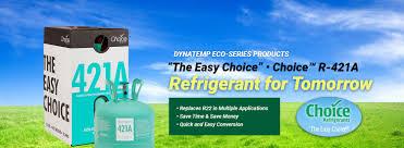 Choice R 421a Dynatemp International