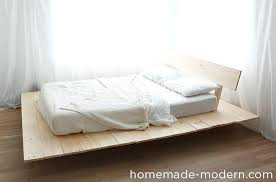 diy twin platform bed. Platform Bed Diy This Is Made Out Of And Pine Boards I Twin . G