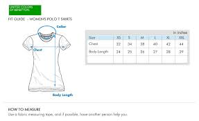 Benetton Size Chart United Colors Of Benetton Womens White Top