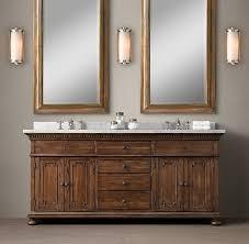 restoration hardware bath vanity. + more finishes restoration hardware bath vanity