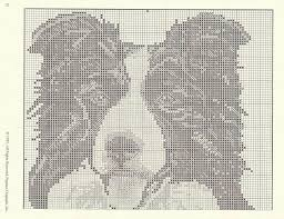 Border Collie Knitting Chart Candice The Venus Willendorf And Everything Ace And Cross