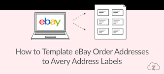Avery Address Lables Use Avery Address Labels To Print Ebay Delivery Labels