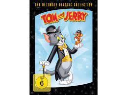 Warner Home Video Tom & Jerry - The Ultimate Collection [12 DVDs] - DVD  Boxen - Lidl.de