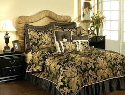 4 piece queen size bedding collection austin horn gustone black