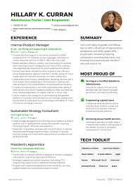 Product Management Resume Successful Resumes Product Management Enhancv 32
