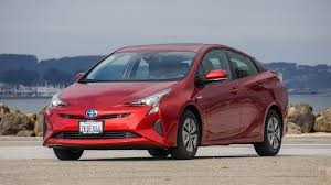 Driver's log: One week and 59 mpg with the new 2016 Toyota Prius ...