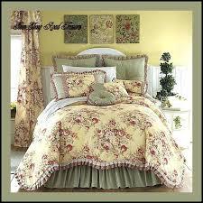 blue fl comforter sets king ery yellow set bedding twin