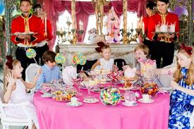 Inside the world of the <b>luxury children's party</b> - Telegraph