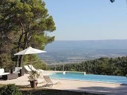 Stone house in Luberon heated infinity pool patio 6390717