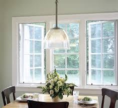light kitchen table. vintage originals lighting portfolio waterfall holophane pendant kitchen table image light