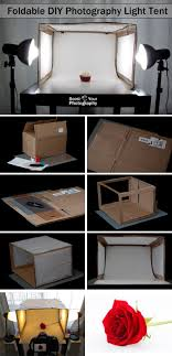 Foldable Photography Light Box Foldable Diy Photography Light Tent Light Photography