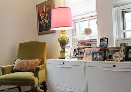 home office makeovers. The Dark And Drab Home Office Makeover Makeovers S