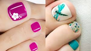 Video Top 20 Toe Nail Art Designs Compilation You Need To