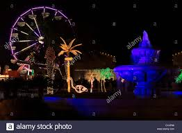 Where Is The Festival Of Lights In Hidalgo Tx Hidalgo Texas Stock Photos Hidalgo Texas Stock Images Alamy