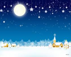 Snowy Christmas Wallpapers - WallpaperSafari