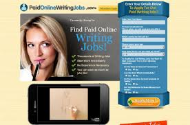review for paid online writing jobs fast track job program