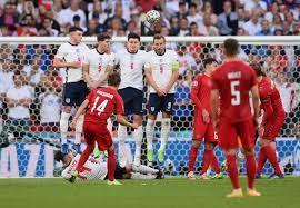 England vs Denmark LIVE: Damsgaard goal ...