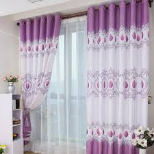 Nice Bedroom Curtains Purple Bedroom Curtain Ideas