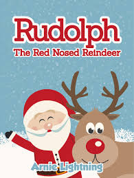 Buy Childrens Book: Rudolph the Red Nosed Reindeer: Christmas ...