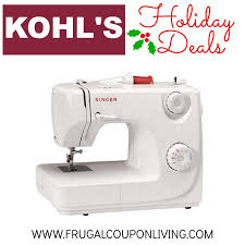 Black Friday Sewing Machine Deals