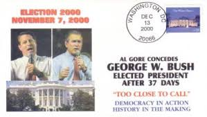 Image result for 2000 Al Gore concedes presidential election