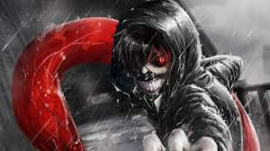 Ken Kaneki Rain - 1920x1080 - Download ...