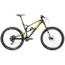 nukeproof mega 275 team full suspension mtb 2018 black