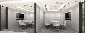 38A03_ 2 Meeting Rooms Are Convertible Into A Room That Could Fit 16 Ppl