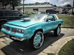 Cutlass Big Rims Custom Paint Pinterest Candy Paint Cars