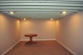 Unfinished Basement Ceiling Fabric Home Design Ideas yuruime