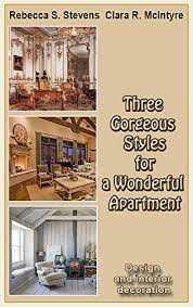 Decorating An Apartment Gorgeous Amazon Three Gorgeous Styles For A Wonderful Apartment Design