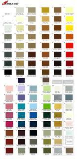 Rootes Colour Chart Color Chart Kremer Pigments