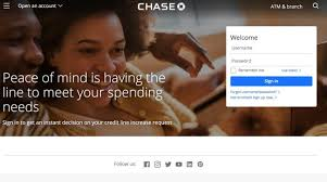 Increasemyline Increase Your Chase Credit Limit Entering