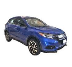2019 Honda Hr V Trim Levels W Configurations Comparison