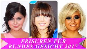 Haartrends F R Frauen Mit Rundem Gesicht Trend Haare