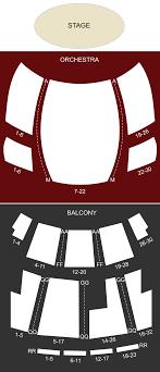 Bing Crosby Theater Spokane Wa Seating Chart Stage
