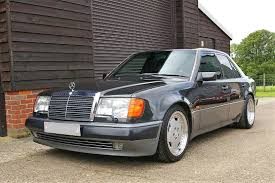 The internal chassis designation for saloon models is w 124. 1994 Mercedes Benz W124 E500 Classic Driver Market