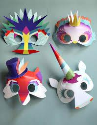magical masks via smallful