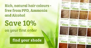 Daniel Field Hair Colour Organic Natural Hair Dye