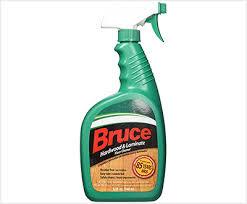 bruce hardwood laminate floor cleaner spray