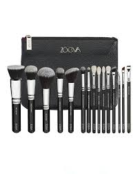 zoeva plete professional brush set