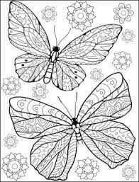 Small Picture 1080 best Adult ColouringAnimalsZentangles images on Pinterest